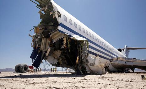 مرگبارترین حوادث هوایی تاریخ؟/تلخ ترین در ایران، عجیب ترین در عربستان!