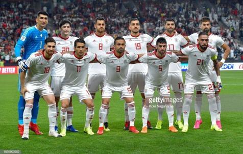 مشخص شدن زمان بازی ایران و چین در یک چهارم نهایی