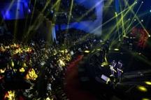 بازار کنسرت های موسیقی در آستارا داغ شد