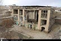 مرمت خانه قدیمی حاتمی بروجرد نیازمند 120میلیارد ریال اعتباراست