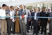 پروژه های عمرانی راه آهن جنوب شرق کشور در زاهدان افتتاح شد