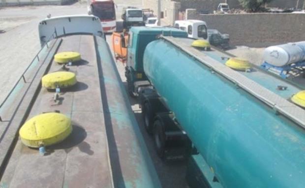 87 هزار لیتر گازوئیل قاچاق در سراوان کشف شد