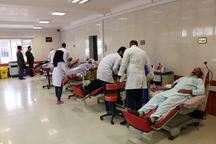 480 واحد خون ازسوی مردم شیعه و سنی سیستان وبلوچستان اهدا شد