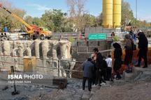 گزارش میدانی از روند پیشرفت خط یک و دو متروی تبریز