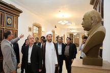 ضرورت معرفی نقش آموزش عالی در توسعه اردبیل در موزه شهرداری