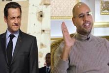 آیا این «عدالت الهی» نیست که در روز بازداشت سارکوزی پسر قذافی کاندیدای ریاست جمهوری لیبی شود؟