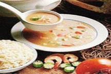 برگزاری جشنواره خیریه  غذا در مجتمع آموزشی پارس اندیش خرم آباد