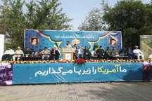 استاندار خوزستان:دولت به ارائه خدمت بی منت به مردم آبادان و خرمشهر متعهد است