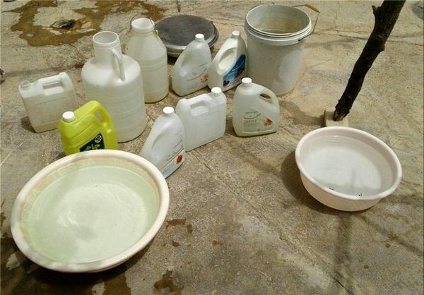 جریان انتقال آب چاه نیمه به زاهدان قطع شد  تعطیلی مدارس ابتدایی دو شیفت