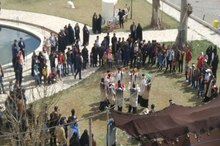 نوروزگاه رویدادی برای پاسداشت میراث ناملموس ایران زمین