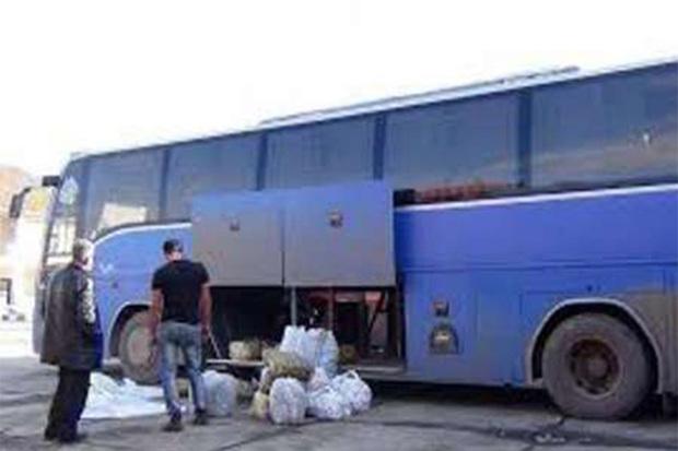 2 میلیارد ریال کالای قاچاق توسط پلیس زنجان کشف شد