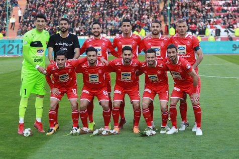 ترکیب پرسپولیس مقابل استقلال خوزستان