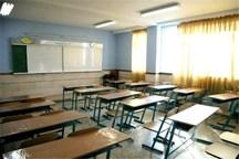 خیران اقدام به ساخت کلاس در مدارس موجود کارون کرده اند
