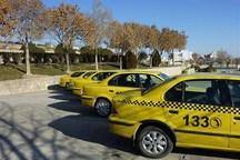 ۳۰۰۰ مسافر نوروزی از خدمات تاکسی گردشگری در کرمانشاه استفاده کردند