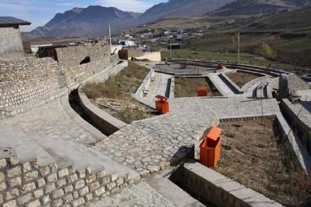 800 روستای بالای 20 خانوار گیلان طرح هادی دارند