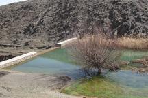 عملیات اجرایی طرح آبخیزداری در محلات کلید خورد