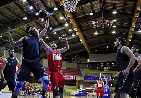 شکست بسکتبالیست های ایرانی مقابل کره