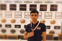 بیلیارد باز فارس مقام سوم مسابقات بین المللی لبنان  را کسب کرد