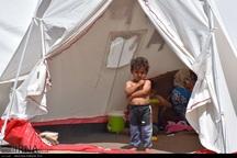 تمام اردوگاه های سیل زدگان دشت آزادگان جمع آوری شده است
