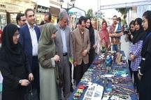 نمایشگاه منطقه ای مد ولباس دربوشهر گشایش یافت