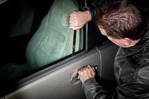 سرقت خودرو در شیروان 57 درصد افزاش یافت