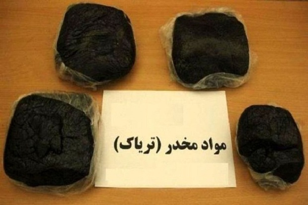 بیش از 18 کیلوگرم ماده مخدر تریاک در آستارا کشف شد
