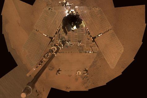 دلیل قطع ارتباط ناسا با یک مریخ نورد پیدا شد