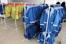 32 کارگاه فرم لباس مدارس آبادان را می دوزند