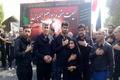 مراسم سوگواری تاسوعای حسینی در شهرستان دزفول برگزار شد  حضور مدیرعامل پرسپولیس در میان عزاداران