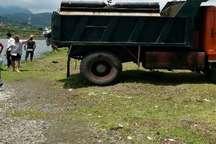 پنج میلیون قطعه ماهی سفید در رودخانه چلوند آستارا رها شد