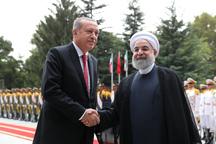 اردوغان: روحانی گفت تا دو سه روز آینده اوضاع در ایران به حالت عادی برمیگردد