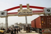 510 میلیون دلار کالا از گمرک های کردستان صادر شد