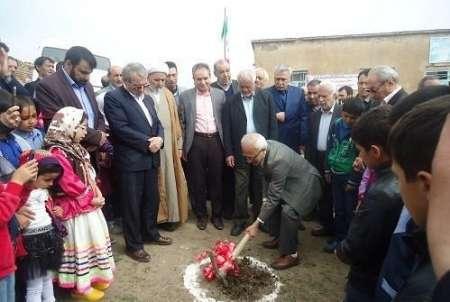 صنف اغذیه فروشان تهران یک مدرسه در ارجستان سرعین می سازد