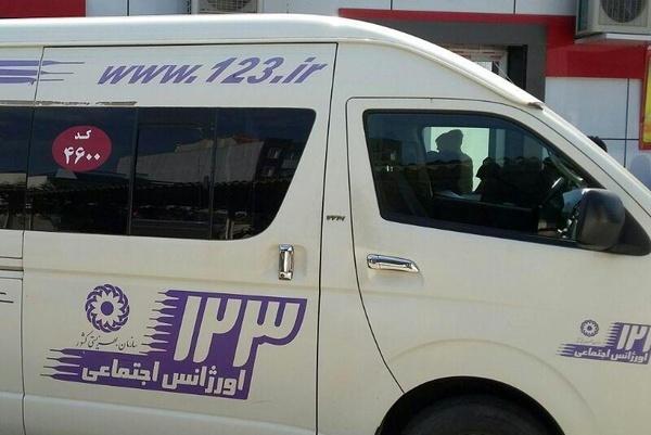 خط 123 اورژانس اجتماعی در قزوین شبانهروزی میشود