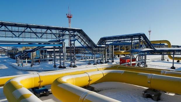 افتتاح بزرگترین خط انتقال گاز میان روسیه و چین