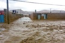 بارش باران راه ارتباطی سه روستای گیلانغرب را مسدود کرد