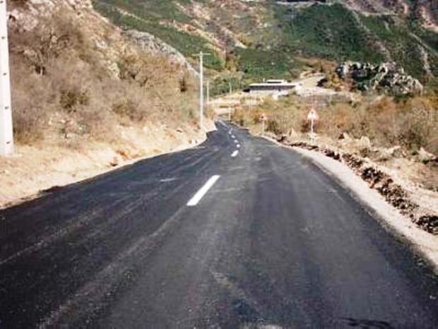 تمام جاده های استان لرستان بسته شد