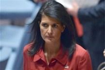 نماینده آمریکا در سازمان ملل: امروز برخی نیروها به اراده ایران در عراق و سوریه فعالیت میکنند