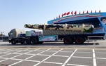 رونمایی از جدیدترین موشک ایران + عکس
