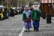 تئاترهای خیابانی در مناطق حاشیه ای بروجرد برگزار می شود