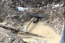 رفع 2500 مورد شکستگی شبکه توزیع آب در شهرهای کهگیلویه و بویراحمد