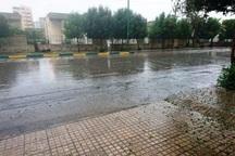 وزش باد و کاهش نسبی دما پدیده جوی قزوین در روز جمعه