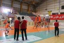اردوی تیم ملی والیبال دانش آموزی کشور در گنبدکاووس آغاز شد
