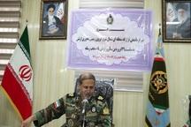 ارتش ایران از توان بالای دفاعی برخورداراست