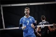 فاتحان و شکست خوردگان والیبال انتخابی المپیک به روایت تصویر