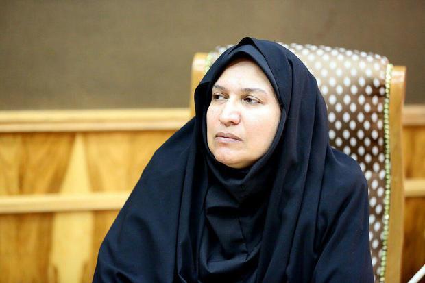 انتصاب یک مدیر زن در  وزارت کشور