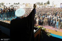 سفر حسن روحانی به گلستان