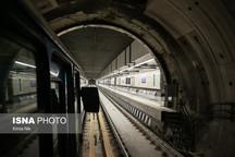 پیشرفت ۱۴.۵ درصدی خط 2 مترو تبریز