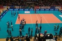 والیبالیست های نوجوان ایران سوم شدند