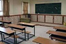 مدرسه هشت کلاسه خیری در هیرمند افتتاح شد
